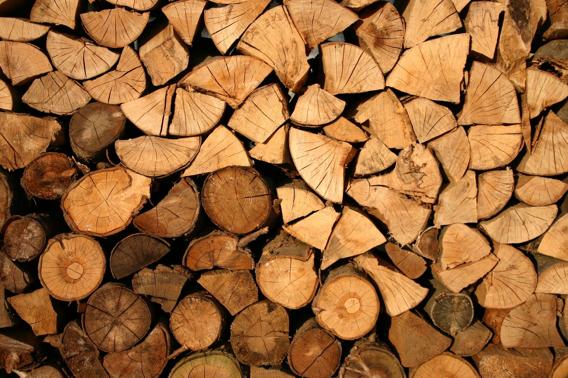 1 Steher aus Hartholz 25cm Schittli